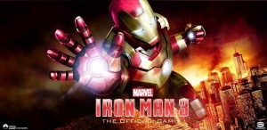 IRON MAN HD GAME FOR ANDROID MOBILE