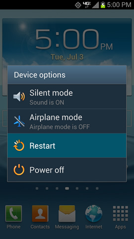 how to disable safe mode
