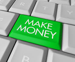 making money online is not easy