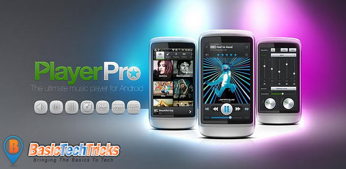 PlayerPro-Music-Player for android
