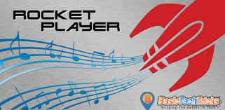 rocket player android best music player
