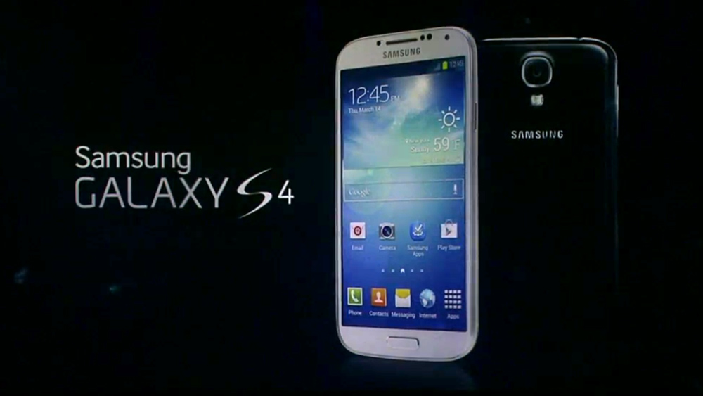 tutorial on how to screenshot on galaxy s4