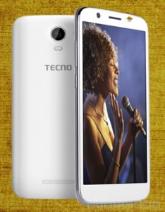 specification of tecno D9