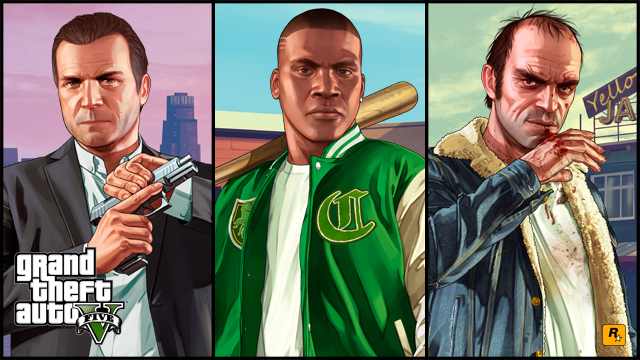 How to save GTA 5 - Michael, Franklin and Trevor