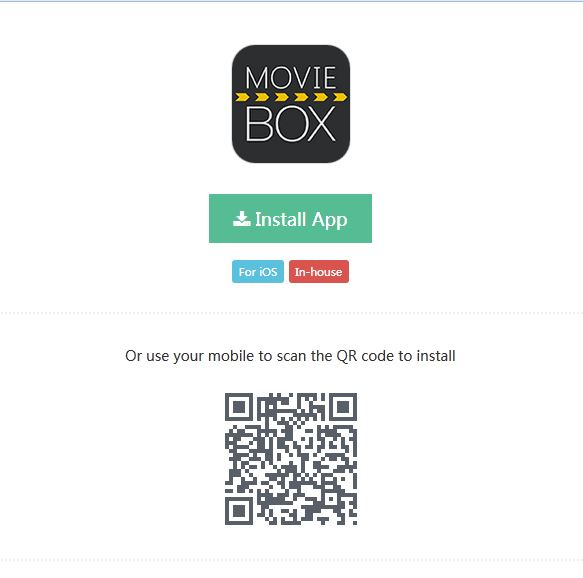 How to update Movie Box - Movie Box web page