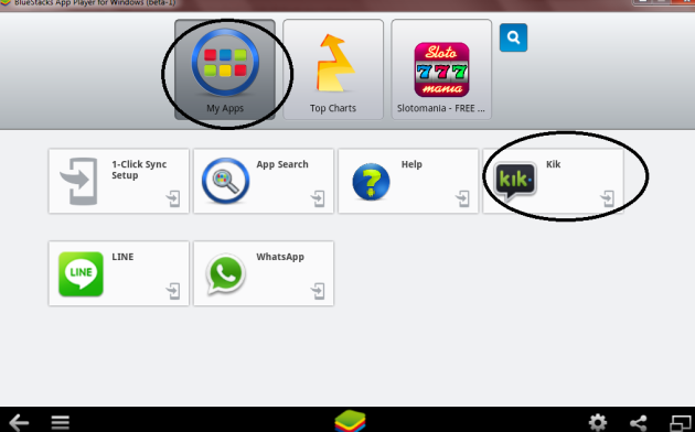 how to download kik on pc
