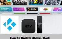 how to update xbmc