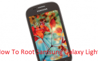 how to root samsung Galaxy Light