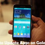 How to Update Apps on Galaxy S5