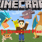 How to download Pixelmon