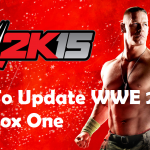 how to update 2k15 on xbox one