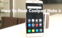 How to Root Coolpad Note 3